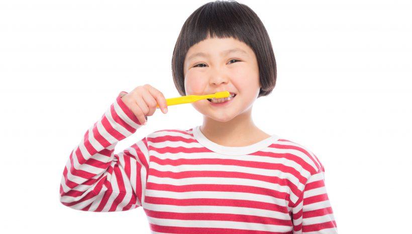 子どもの歯ならびの治療