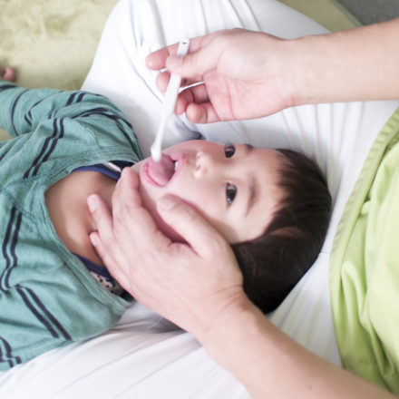 はじめての歯ブラシ教室(個人レッスン)